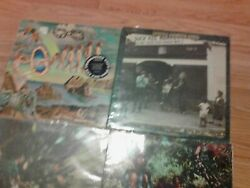 4 Vinyl LP Lot - Creedence Clearwater Revival - The Doors