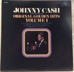 Johnny cash and the Tennessee Two Original Golden Hits Volume 1 (Vinyl)