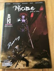 Niobe She is Life BGN official Exclusive Issue 1 sighed
