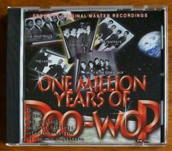 One Million Years of Doo-Wop - CD - Heartbeats - Larks - Pentagons - Butlers