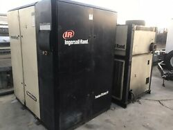 Ingersoll Rand 75hp Air Compressor And Dryer