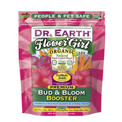 quot;Dr. Earth Flower Girl Fertilizer For Fruit Trees Citrus 4 lb.quot; $18.60