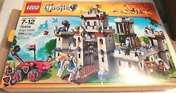 LEGO 70404 Castle King's Castle (100% complete with Box & Instructions)