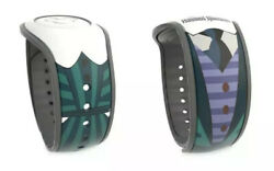 New Disney Parks Magicband Magic Band 2 Haunted Mansion Butler Maid-Unlinked