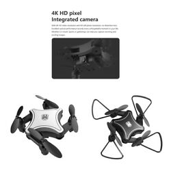 KY902 Mini Quadcopter Drone w/ Camera HD Altitude Hold 3D Flipping RC Toys $32.86