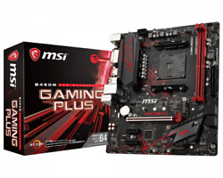 MSI motherboard combo MSI Gaming Ryzen 3 3200G or Ryzen 5 3400G Kit lot $358.00