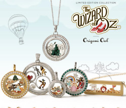 Authentic Origami Owl Charms WIZARD OF OZ Combined Shipping