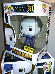 Funko Pop *IN HAND* Movies: Halloween H20 - Michael Myers#831 Hot Topic Excl