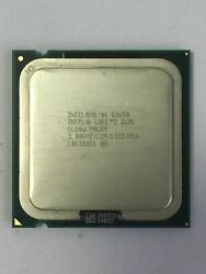 Intel Q9650 Core 2 Quad - 3 Ghz Quad Core L2=12MB Socket 775 1333FSBvery fresh!