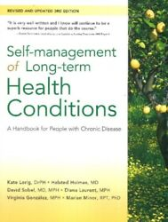 Self-Management of Long-Term Health Conditions (3rd Edition) (Paper...