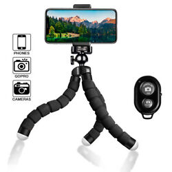 Flexible Small Octopus Mount Mini Tripod Bluetooth Remote Stand Holder iPhone $5.95