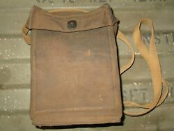 1.70-5 Authentic WWII WW2 101st Airborne Rigger Made Thompson 20R Pouch Bag RARE
