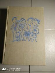 1st Edition The Family Book of Humor 1957 Vintage Antique Rare Collectible HB