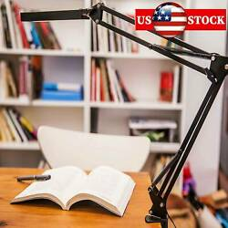 LED Desk Architect Task Lamp Metal Swing Arm Dimmable Adjusable Table Clamp US $27.69