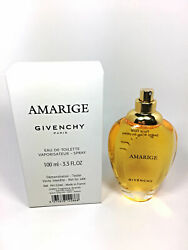 AMARIGE by Givenchy EDT for Women 3.3 oz 100 ml *NEW IN TST BOX* $34.39