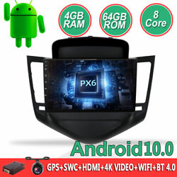 Android 9.0 Car GPS Stereo for Chevrolet Cruze Radio Navigation Headunit 4G+64G