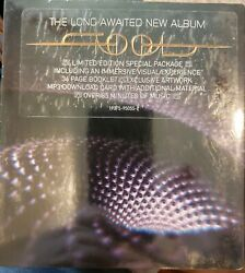 TOOL Fear Inoculum DELUXE Limited Edition CD - In Hand Sealed New FREE SHIPPING