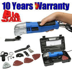 Oscillating Multi-Tools Power Tool Electric Trimmer Cutting Grinding Scraping $48.16