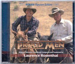 PROUD MEN TO HEAL A NATION LAURENCE ROSENTHAL NEW SEALED CD INTRADA $25.00
