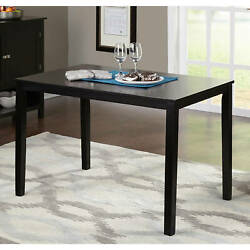 TMS Contemporary Dining Table Multiple Finishes $98.61