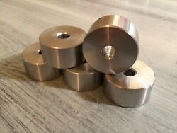 4130 CHROME MOLY STEEL SPACERS WASHERS 12