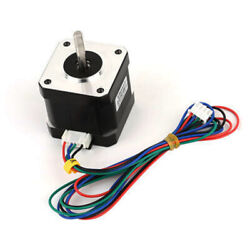 CNC 1.8Degree NEMA17 1.7A 40mm 2Phase 4Lead Stepper Motor For 3D Printer Sale $11.69