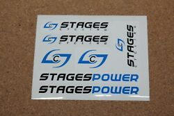 Stages Power Meter Sticker Decal Sheet $24.00