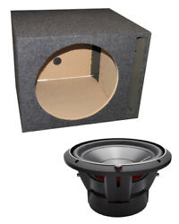 ROCKFORD FOSGATE P3D2 12 12quot; 1200 Watt 2 Ohm DVC Car Audio Subwoofer Sub Box $255.99