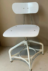 Pair of 1940s Vintage Toledo Desk Chairs by RH