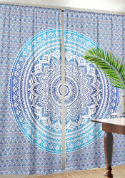 Madhu International Mandala Tapestry Hippie Tapestries Tapestries Wall Beach $31.26