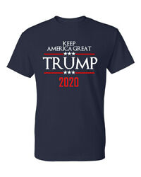 Keep America Great Donald Trump 2020 Shirt Republican Political Men's T-Shirt