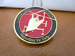 Lockheed Martin Kaman K MAX Unmanned Helicopter Drone Challenge Coin #990D $24.99