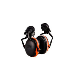 3M PELTOR Earmuffs X4P5E Forestry Orange $300.99