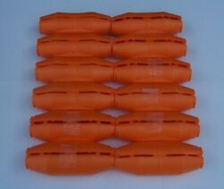 #x27;FAT#x27; Bucket Handles for Mining Sluice Box High Banker Gold Dredge Lot of 12 $19.96