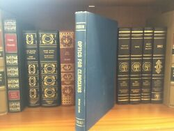 Vintage Optics for Clinicians 2nd Edition by Melvin L. Rubin Hardcover 1977 $29.99