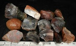 rm69 NEW STOCK Mozambique Agate Africa TUMBLING Grade 5 lbs #112 $48.00