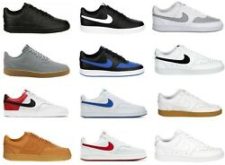 Nike Court Vision Low Top Men#x27;s Shoes Sneakers Trainers $64.99