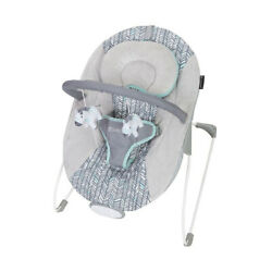 Baby Trend EZ Baby Bouncer with 2 Hanging Toys and Calming Vibrations Ziggy $59.99