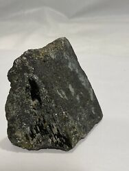 ROUGH SUPER RARE CUMBERLANDITE STONE MAGNETIC CRYSTALS 1 PLACE ON EARTH 288Gr $25.00