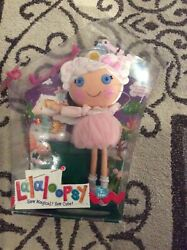 Lalaloopsy Cloud E. Sky NIB Very hard to Find Full Sized Doll Missing Dog $99.00