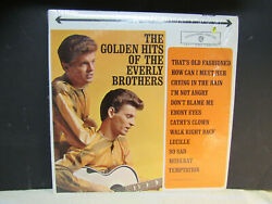 THE EVERLY BROTHERS THE GOLDEN HITS OF STILL IN PARTIAL SHRINK VG++ 1962 $4.00