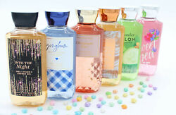 NEW BATH AND BODY WORKS SHOWER GEL 10 FL OZ FULL SIZE YOU CHOOSE SCENT Women $9.99
