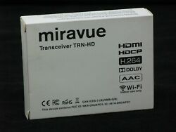 Miravue TRN HD Video Over IP System Transceiver $305.00