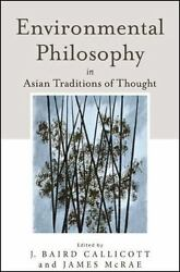 Environmental Philosophy in Asian Traditions of Thought by  $27.63
