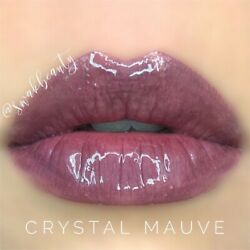 NEW Crystal Mauve LipSense From The Sheer Crystal Duo Collection By SeneGence $25.95