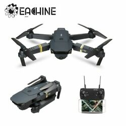 Eachine E58 WIFI FPV With Wide Angle HD Camera High Hold Mode Foldable Arm RC $108.07