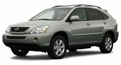 Lexus RX400h repair manual $10.00