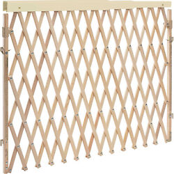 Evenflo Expansion Walk Thru Room Divider Adjustable Baby and Pet Gate Tan $42.99