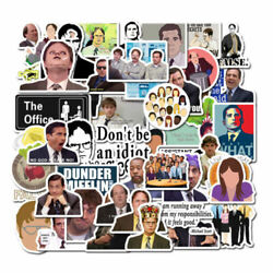 5 DIFFERENT THE OFFICE DUNDER MIFFLIN Vinyl Stickers Randomly Selected $2.25