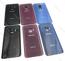 OEM For Samsung Galaxy S9 G960 S9+ Plus G965 Back Battery Cover Rear Glass Door $9.49